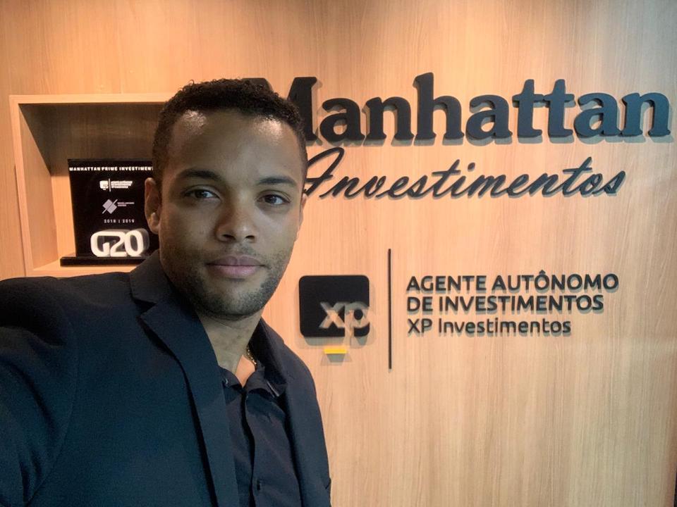 Pedro Kallel na Manhattan Investimentos após aprovação da certificação Ancord