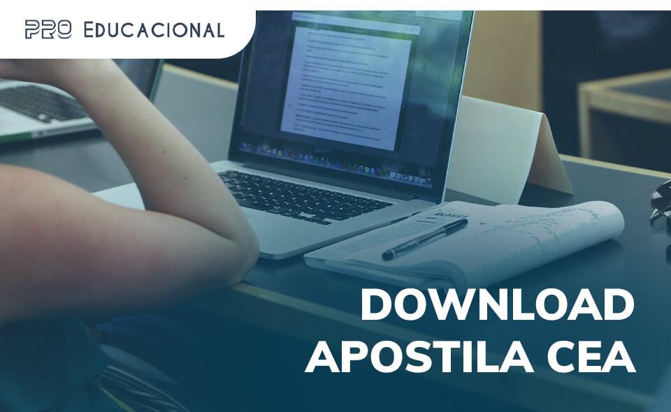 Download apostila CEA PDF