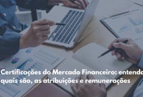 Ranking das certificações do Mercado Financeiro