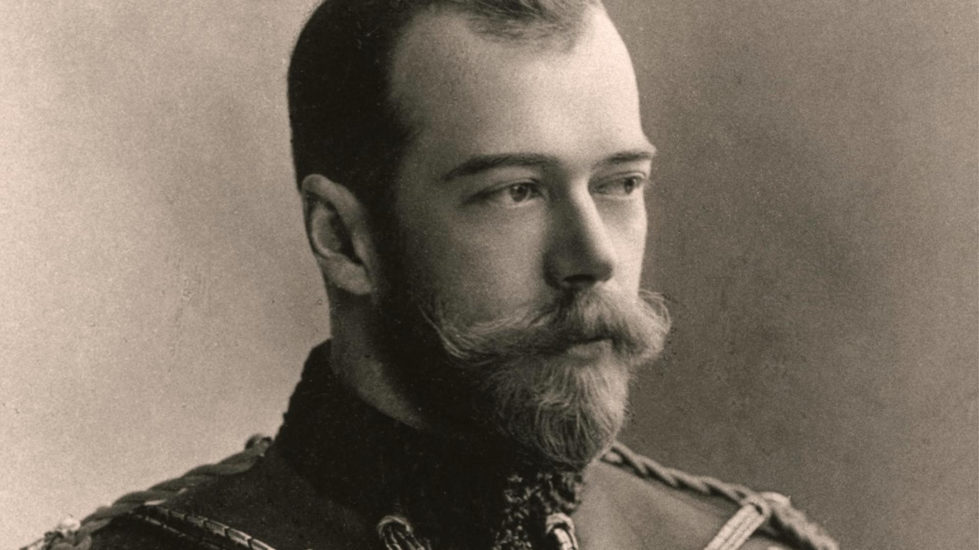 Um dos homens mais ricos da história Czar Nicolau II